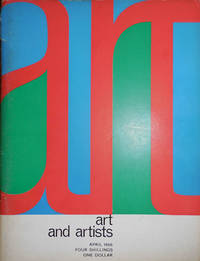 Art and Artists Volume 1 Number 1