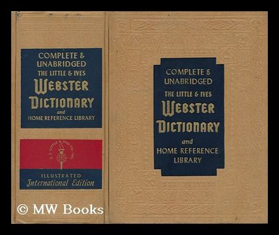 The little ives webster dictionary and home reference for The ives