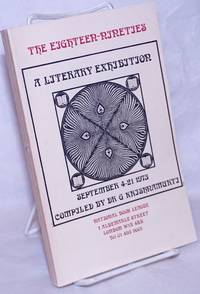 image of The Eighteen-Nineties: A Literary Exhibition
