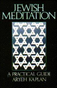 image of Jewish Meditation : A Practical Guide