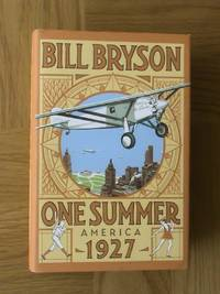 One Summer: America 1927       **1st edition/1st printing**