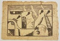 image of [Print depicting Southwestern pueblo architecture]