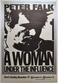 A Woman Under the Influence (Original New York Premiere poster)