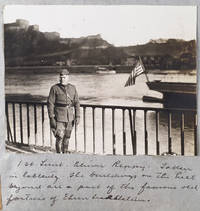 [Scrapbook of WWI Intelligence Officer and Author.] World War Scrap Book [cover-title]
