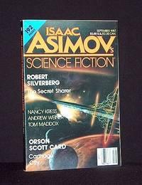 ISAAC ASIMOV'S SCIENCE FICTION MAGAZINE: Vol. 11 No.9 (#121) September (Sep, Sept) 1987...