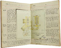 Manuscript Midshipman's Journal With 25 Drawings, Involving Two Pre-Dreadnought Battleships of the Royal Navy Home Fleet.