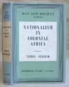 image of Nationalism In Colonial Africa