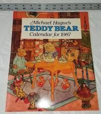 MICHAEL HAGUE'S TEDDY BEAR CALENDAR FOR 1987