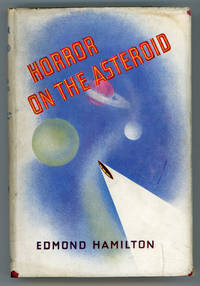 THE HORROR ON THE ASTEROID AND OTHER TALES OF PLANETARY HORROR.
