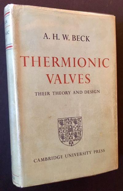 Cambridge, England: Cambridge University Press, 1953. 1st. Cloth. Collectible; Very Good/Very Good. ...