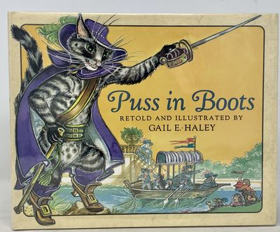 New York: Dutton Children's Books, 1991. 1st edition. Pictorial composition boards. Dust jacket repl...