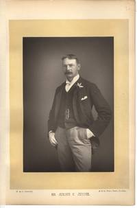 image of Unsigned photo by W & D Downey (Jerome K., 1859-1927, Humorist, Author of 'Three Men in a Boat')]