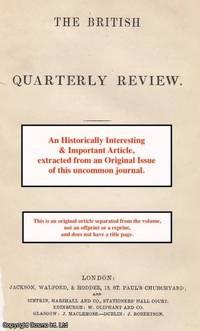 M. Comte's religion for atheists. A rare original article from the British Quarterly Review,...