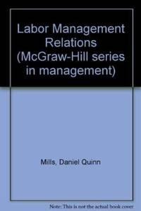 Labor-Management Relations