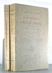 Les Oeuvres Libertines de Cyrano de Bergerac [2 Volumes]