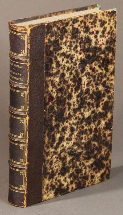 ; extract from Mémoires de la Société nationale des sciences naturelles de Cherbourg, volume XVII...