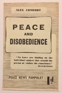 image of Peace and Disobedience