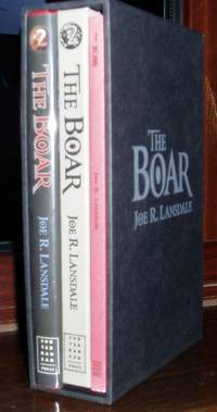 THE BOAR - 3 volumes, signed limited edition of only 26 in slipcase