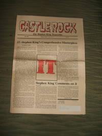 image of Castle Rock Volume 2 No.7 Stephen King Newsletter July 1986 Maximum Overdrive