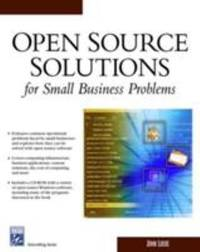 image of Open Source Solutions for Small Business Problems