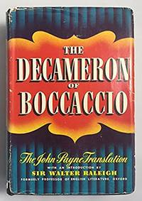 The Decameron of Boccacci