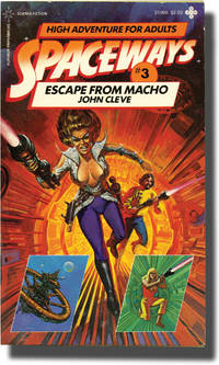 image of Spaceways: Volume 3 - Escape from Macho (First Edition)
