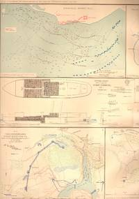 MAP: 10 maps-inc Federal Point, Fort Fisher, NC; Petersburg, Deep Bottom, Harrison's Landing...