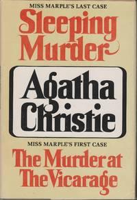 Sleeping Murder [Miss Marple's Last Case] & the Murder At the Vicarage  [Miss Marple's First Case]