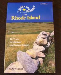 image of Walks and Rambles in Rhode Island: 40 Trails for Birders and Nature Lovers