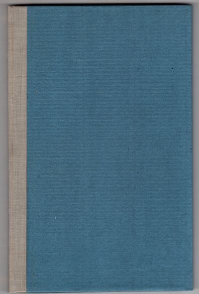 Newark : Printed for the Carteret Book Club by the Carteret Press , 1915. First Edition. Boards. Ver...