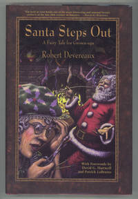 SANTA STEPS OUT: A FAIRY TALE FOR GROWN-UPS