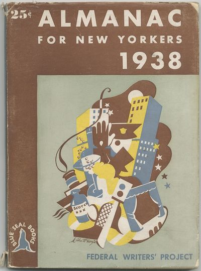 New York: Modern Age Books, 1937. Softcover. Fine/Very Good. First edition. Illustrated wraps. 120pp...