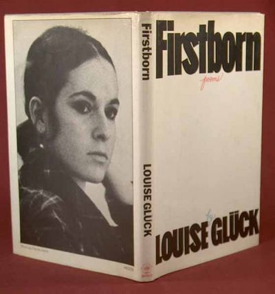 1968. GLUCK, Louise. FIRSTBORN. (New York:) The New American Library, (1968). Inscribed presentation...