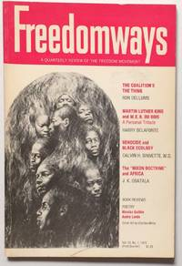 image of Freedomways: a quarterly review of the freedom movement. vol. 12, no. 1 (First quarter, 1972)
