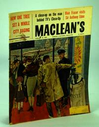Maclean's - Canada's National Magazine, 16 January (Jan.) 1960: Anthony Eden / Winnipeg's Wonderful Elm