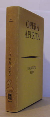 Opera Aperta - Forme e indeterminazione nelle poetiche contemporane.
