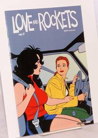 Love and Rockets vol. 2, #7, Spring