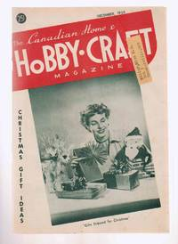 The Canadian Home and Hobby-Craft Magazine December 1950 Vol. 5 No. 3