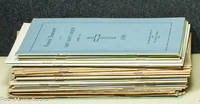 FINANCIAL STATEMENT OF ST CATHERINE'S PARISH, MOSCOW PA 1931//1956 33  PAMPHLETS