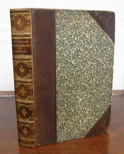 London: Smith & Elder, 1857. 1st edition (BMC 10605.b.31; Wolff 1873, citing the Second edition of t...