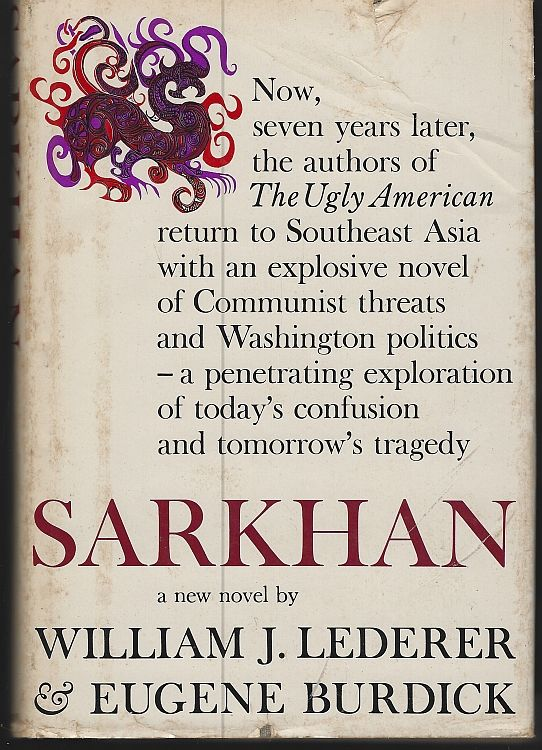 SARKHAN, Lederer, William and Eugene Burdick