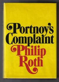 Portnoy's Complaint  - 1st Edition/1st Print
