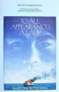 image of To All Appearances a Lady