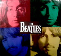 image of The Beatles: A 1995 Scapbook Calendar