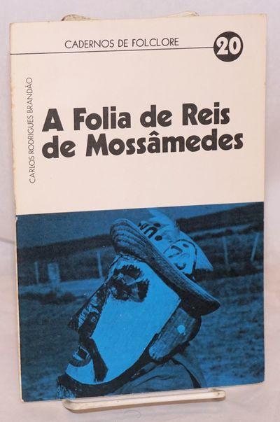 Rio de Janeiro: Departamento de Assuntos Culturais, 1977. 36p., 6x8.75 inches, text in Portuguese, i...