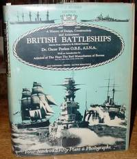 "British Battleships:  "" Warrior "" 1860 to "" Vanguard "" 1950: a History of  Design, Construction and Armaments"