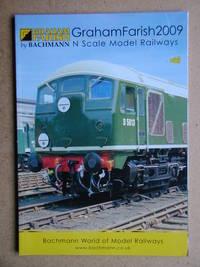 Graham Farish 2009 Bachmann World of Model Railways. N Scale Model Railways Catalogue.