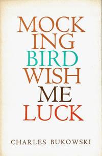 image of MOCKING BIRD WISH ME LUCK.