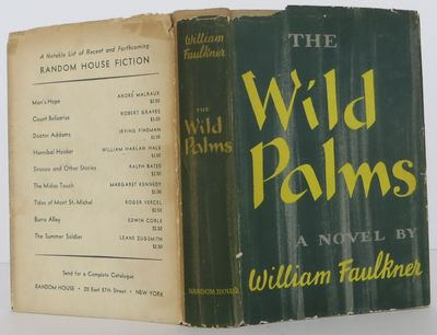 Random House, 1939. 1st Edition. Hardcover. Very Good/Very Good. A very good first printing (so stat...