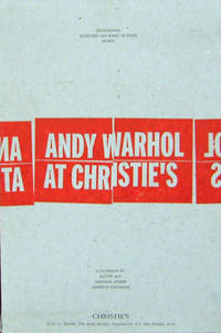 Andy Warhol at Christie's (Three Volumes - Photographs, Paintings & Works on Paper, & Prints)